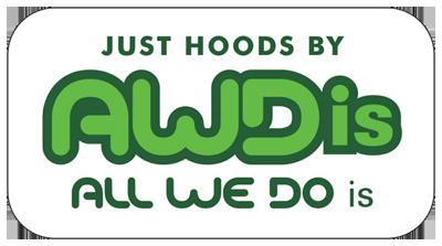 Just Hoods logo